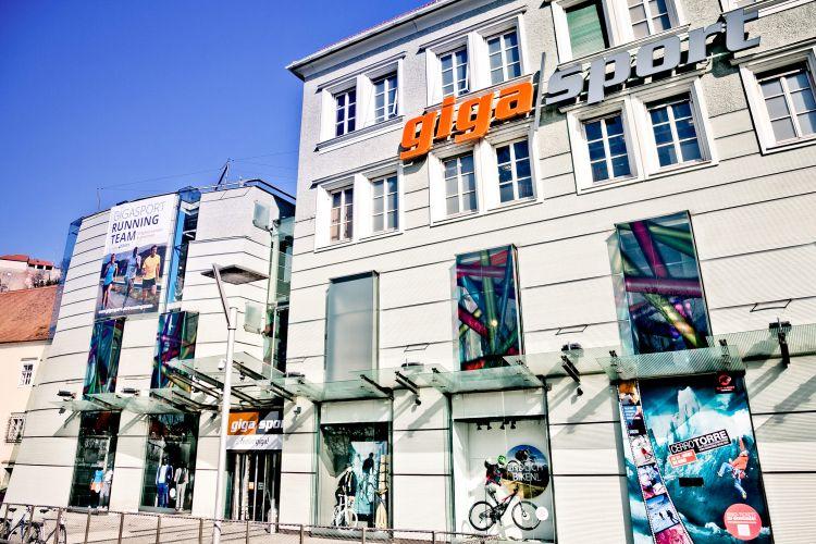 Gigasport-Fassade-Graz